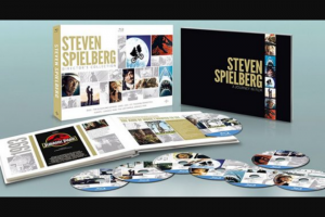 Flicks – Win One of Three Spielberg Director's Collection Box Sets