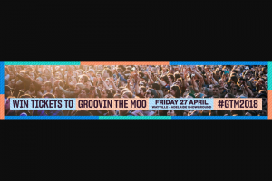 Fringe Membership – Win a Double Pass to Groovin The Moo (prize valued at $1)