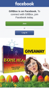 GifTBox – One Free Bone Head