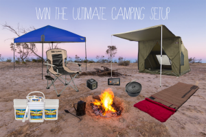 Hema Maps – Win The Ultimate Camping Prize Pack Valued at $3211.90 to Fuel More Nights Out Under The Stars In 2018 (prize valued at $3,212)