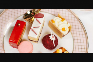 High Tea Society – Will Be Selected By Random and Will Need to Have Answered The Question Correctly