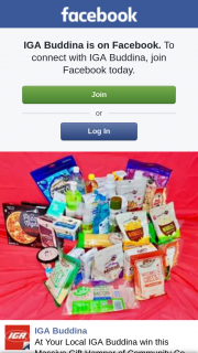 IGA Buddina – Win this Massive Gift Hamper of Community Co Products Valued Over $150. (prize valued at $150)