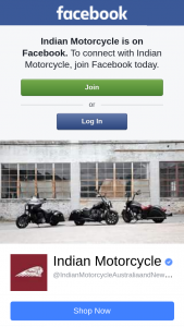 Indian Motorcycle Australia – a Double Pass to an Ian Moss Concert of Your Choice