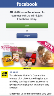 JB HiFi – Win this Prize Pack Valued at Just Over $400 to Go Into The Running (prize valued at $400)