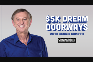 Mix 94.5 – Win One of Five $1000 Vouchers to Spend With Clearshield (prize valued at $5,000)