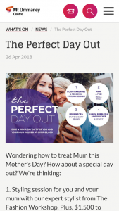 Mt Ommaney Centre – All of This