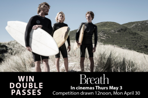 MyCityLife – Win a Double Pass to Breath