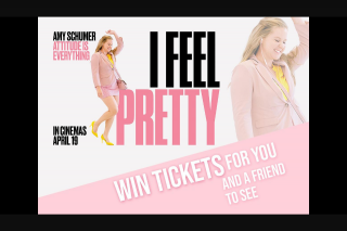 Nova FM – Win Tickets to See I Feel Pretty (prize valued at $30,000)