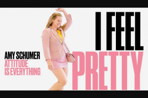 Perth Now – Win Tickets to I Feel Pretty closes 12noon