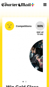 Plusrewards – Win Gold Class Movie Tickets (prize valued at $400)