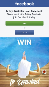 Tetley – Win 1 of 5 Exclusive Endota Spa Freedom Gift Vouchers Valued at $500 (prize valued at $2,500)