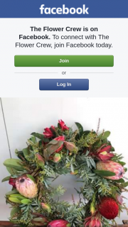 The Flower Crew – Win a Wreath for Anzac Day Nominate School
