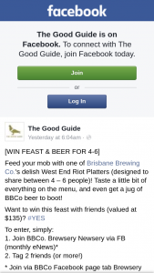 The Good Guide – Win this Feast With Friends (valued at $135)?