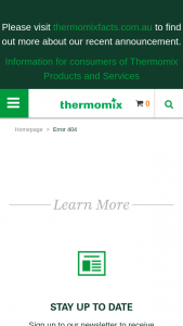 Thermomix – Win Mum a Thermomix Tm5 and a Cook-Key (prize valued at $13,668)
