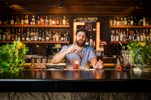 Timeout – Win a World Gin Day Dinner for Four @the Rook Rooftop Bar In York Street Sydney (prize valued at $110)