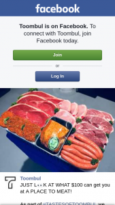 Toombul Shopping Cenre – a $100 a Place to Meat Gift Card