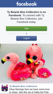 Ty beanie boo collectors – Win this Set of Gilda The Pink Flamingo  Gorgeousness ed20fb0e4fac