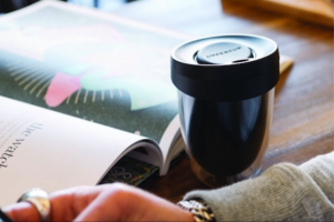 Ultimate Travel Magazine – Win a Bundle of Coffee Lover's Essentials Including a Pair of Uppercup Reusable Coffee Mugs (prize valued at $147)