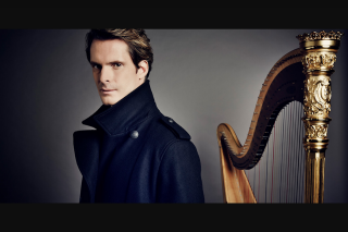 Weekend Edition – Win a Double Pass to See The Harpist – xavier De Maistre With The Australian Brandenburg Orchestra
