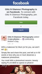 Win a Makeover for Mum (or for You