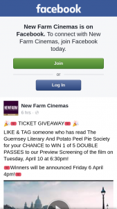 Win 1 of 5 Double Passes to Our Preview Screening of The Film on Tuesday