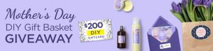 Avery Products – Mother's Day 2018 DIY Gift Basket – Win an Avery DIY Gift Basket &a Visa Prepaid gift card