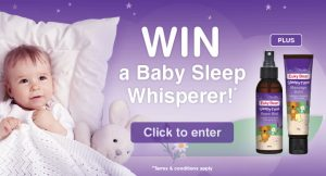 Euky Bear Australia – Win the Ultimate Baby Whisperer package valued at $650
