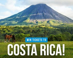 KLM iFly Magazine – Win 2 tickets to San Jose, Costa Rica