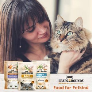 Petbarn – Win 1 of 20 Leaps & Bounds Ocean Fish & Thyme 2.5kg valued at $19.99 each