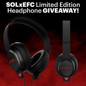SOL Republic – Win 1 of 2 pairs of Master Tracks X3 Essendon Football Club Limited Edition headphones