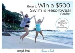 Sequins & Sand – Win a $500 voucher for Swim and Resortwear