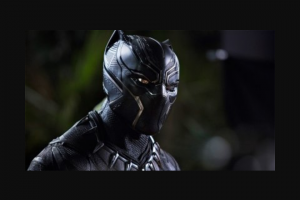Access Reel – Win a Marvel's Black Panther Prize Pack