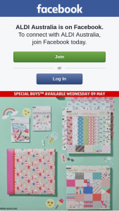 Aldi Australia – Win a Scrapbook Prize Pack (prize valued at $4.99)