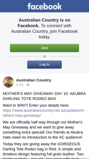 Australian Country – and We Want to Something Extra Special