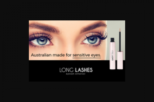 Australian Made – an Australian Made Eyelash Enhancer and Brow Enhancer Valued at $180 Thanks to Long Lashes (prize valued at $180)