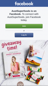 Australian Super Food Co – Win Her Latest Book 'sweet Nourish' Packed With Delicious Recipes to Nourish Body and Soul