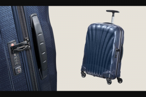 Australian Traveller – Win a Samsonite Cosmolite 3.0 55cm Spinner In Midnight Blue Valued at $579 (prize valued at $579)