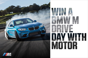 Bauer Media Pty Limited – Win a Bmw M Drive Day Experience