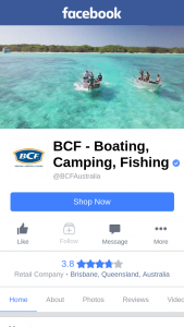 BCF – Win 1 of 5 $500 Bcf Gift Cards (prize valued at $2,500)