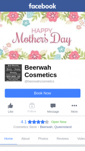 Beerwah Cosmetics -Spend $20 or more & – Win 1 of 10 Prizes to Be (prize valued at $1,500)