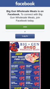 Big Gun Wholesale Meats Underwood – Win One of 2 $100 Vouchers. (prize valued at $200)