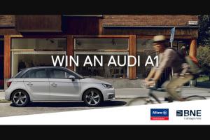 Brisbane Airport – Win Your Dream Car
