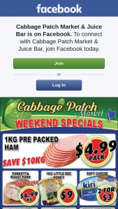 Cabbage Patch Market & Juice Bar – Win Our May $100 Instore Gift Voucher