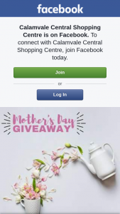Calamvale Central Shopping Centre – Win 1 of 5 Prizes
