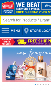 Chemist Warehouse-ePharmacy – Period Will Not Be Eligible Or Accepted (prize valued at $7,000)