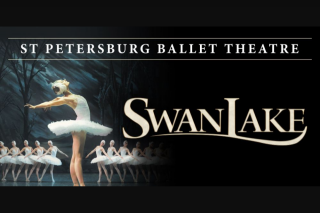 Community News – Win 1 of 10 Double Passes to St Petersburg Ballet Theatre's Swan Lake at His Majesty's Theatre on 7 June at 730pm