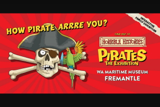 Community News – Win 1 of 25 Family Passes to Horrible Histories