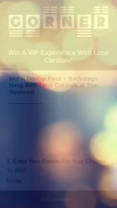 Corner Hotel – Win a VIP Experience With Lime Cordiale