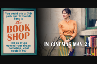 Dendy cinemas – Win an In-Season Double Pass and a Selection of Transmission Films Finest DVD's to Celebrate The Release of The Bookshop
