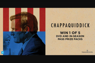 Dendy – Win a Selection of Bipoics on DVD and a Double Pass to Chappaquiddick